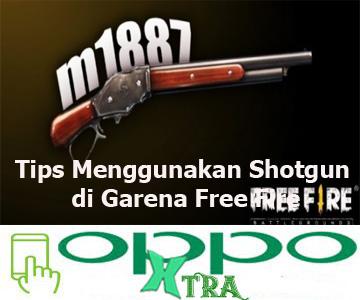 Tips Menggunakan Shotgun di Garena Free Fire