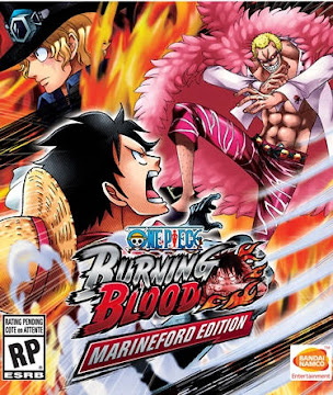 One Piece Burning Blood PC Full Español