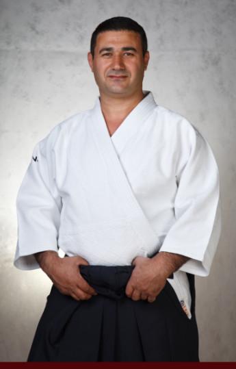 Рудик Манукян. Фото с сайта aikido72.ru.