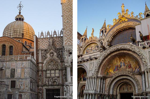 Basílica de San Marco,Veneza