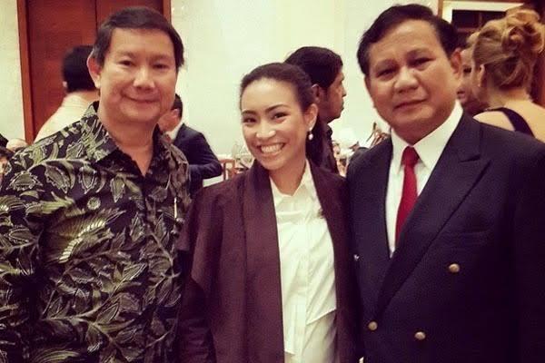 Ponakan Prabowo Dukung Pembubaran FPI, Saraswati: Kita Tidak Butuh...
