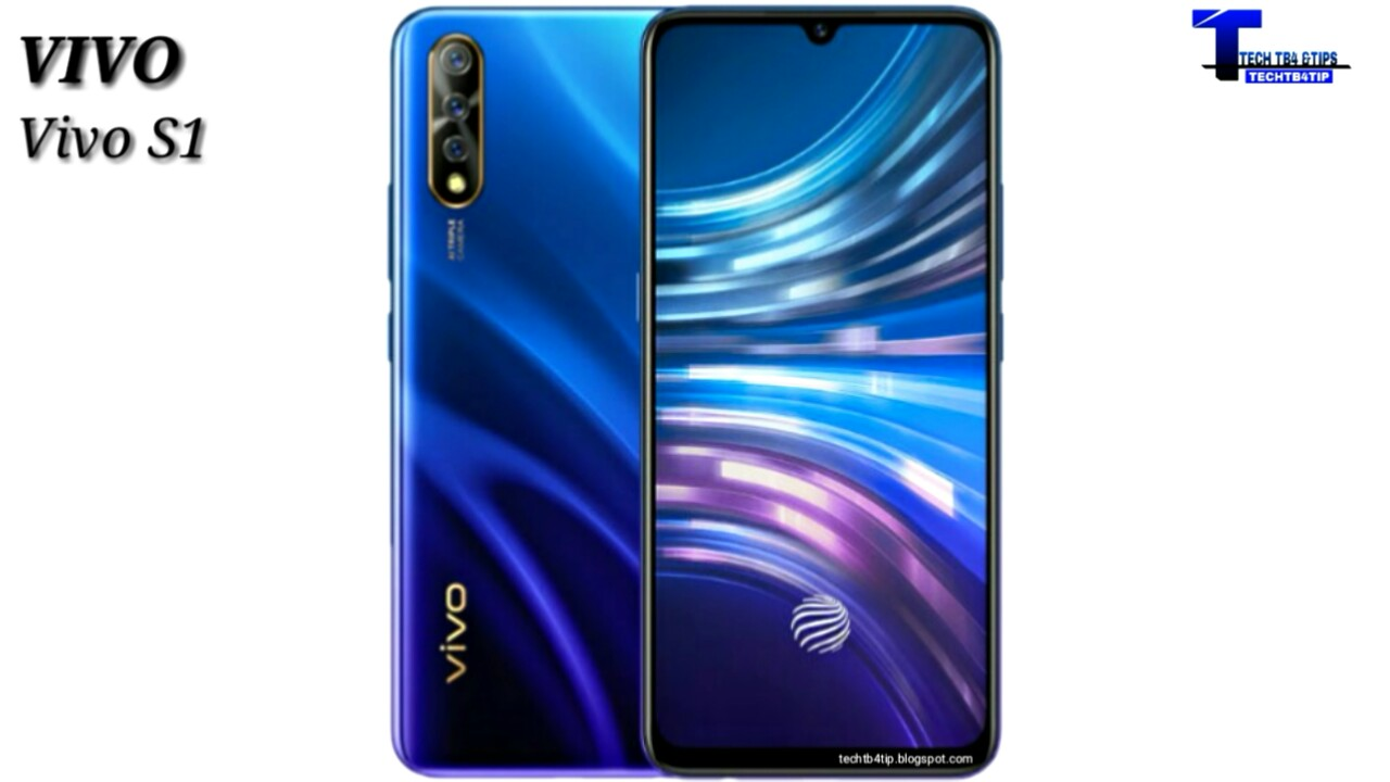 Vivo S1 Price In Pakistan 6gb Ram 128gb Rom