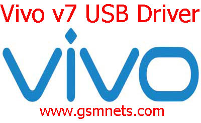 Vivo v7 USB Driver Download