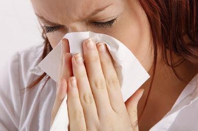 alergi pernapasan