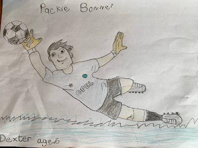 Le héros sportif de Dexter, 6 ans