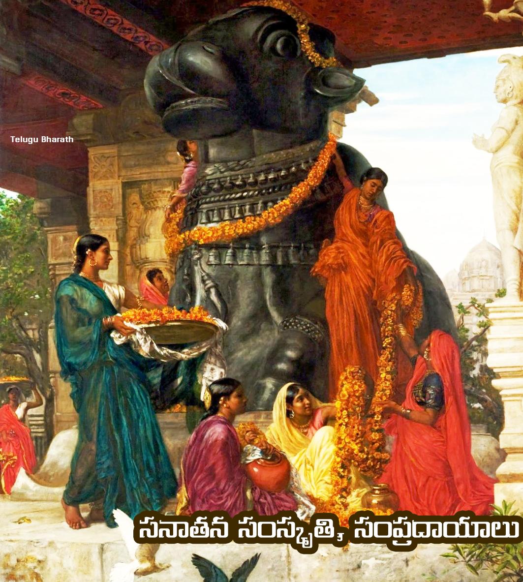 సనాతన సంస్కృతి.. సంప్రదాయాలు - ఆశ్చర్య పరిచే నిజాలు - Sanatana Sampradayalu