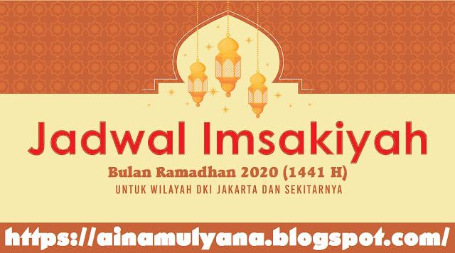 Jadwal Buka Puasa Ramadhan 2020 (1441 H) dan Jadwal Imsakiyah Ramadhan Tahun 2020 (1441 H)
