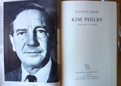 existential ennui a forgotten book kim philby the spy i