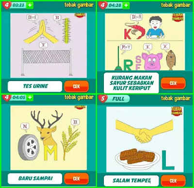 Jawaban tebak gambar level 35 nomor 9-12