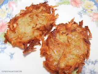 Chiftele de cartofi reteta,