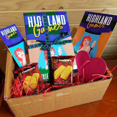 Highland Games by Evie Alexander blog tour giveaway