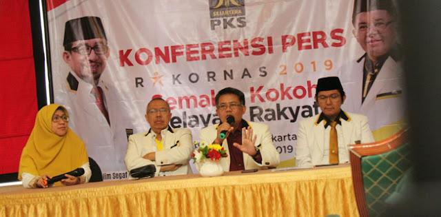 Presiden PKS: Belum Ada (Lagi) Ajakan Istana Bertemu