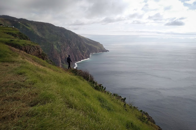 Ponta do Pargo, Madeira