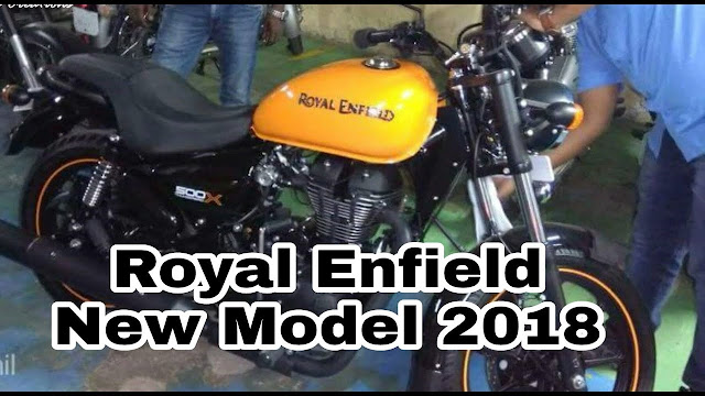 Royal Enfield Thunderbird 500X and Thunderbird 350X
