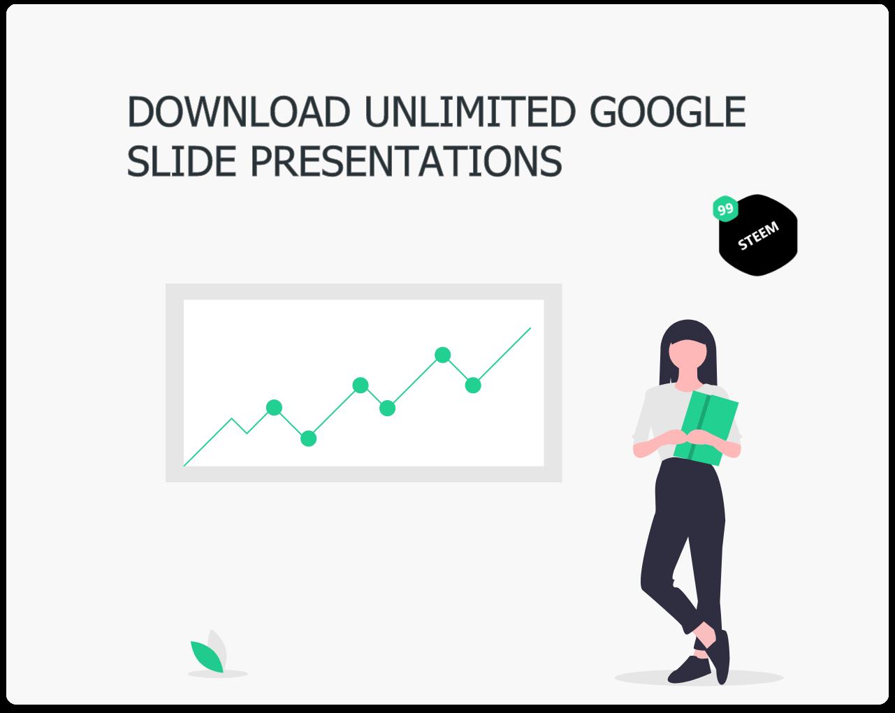 Download Unlimited Google Slide Presentations