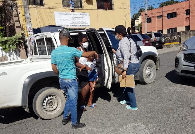 Fiscalía de SDO apresa madre que maltrataba a niño y  concilia con el Santo Domingo Country Club