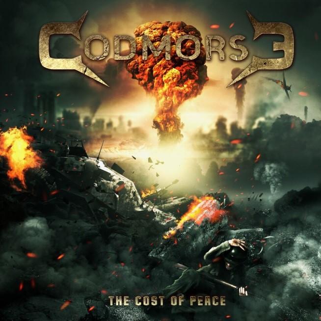 Resultado de imagem para codmorse the cost of peace caa