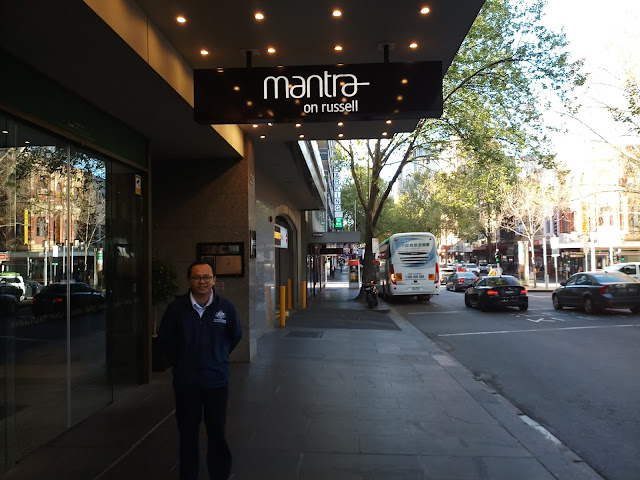 Mantra On Russell Apartement Melbourne