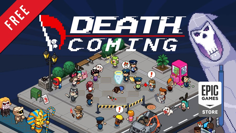 death coming free pc game epic games store 2017 puzzle strategy next studios