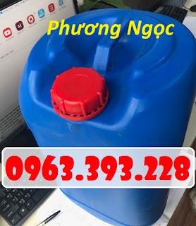 Can đựng hóa chất 25 Lít, can nhựa vuông tròn, can nhựa HDPE 912c7fdf2490dfce8681