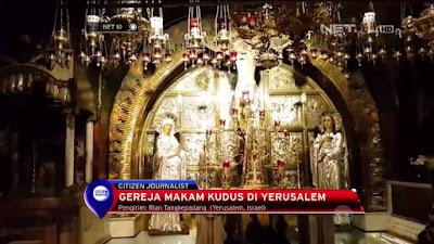 Gereja Makam Kudus di Yerusalem