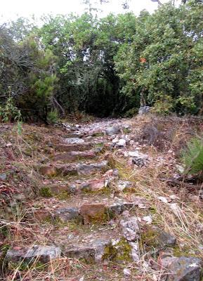 Senderos por la Ruta Plaza de los Moros en Cabañeros