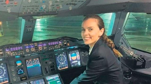 Dünyanın En Büyük Yolcu Uçağının İlk Türk Kadın Pilotu: Safiye ADEMOĞLU TÜRKYILMAZ