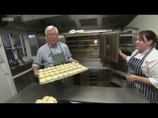 National Trust scones on Countryfile
