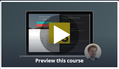 best JavaScript Course from Udemy