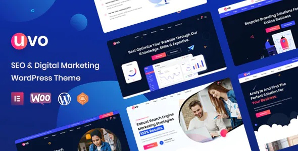 Best SEO and Digital Agency WordPress Theme