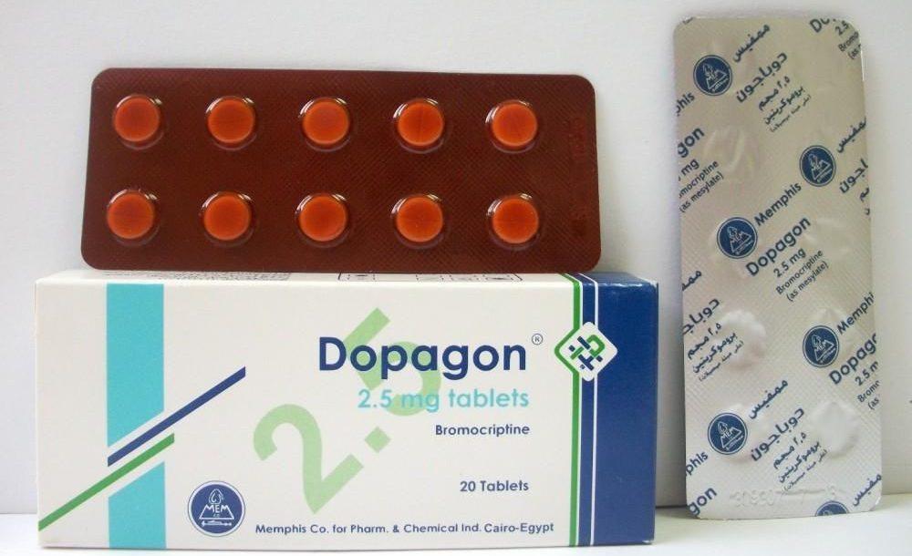سعر ودواعى إستعمال أقراص دوباجون Dopagon لإنقطاع الدورة