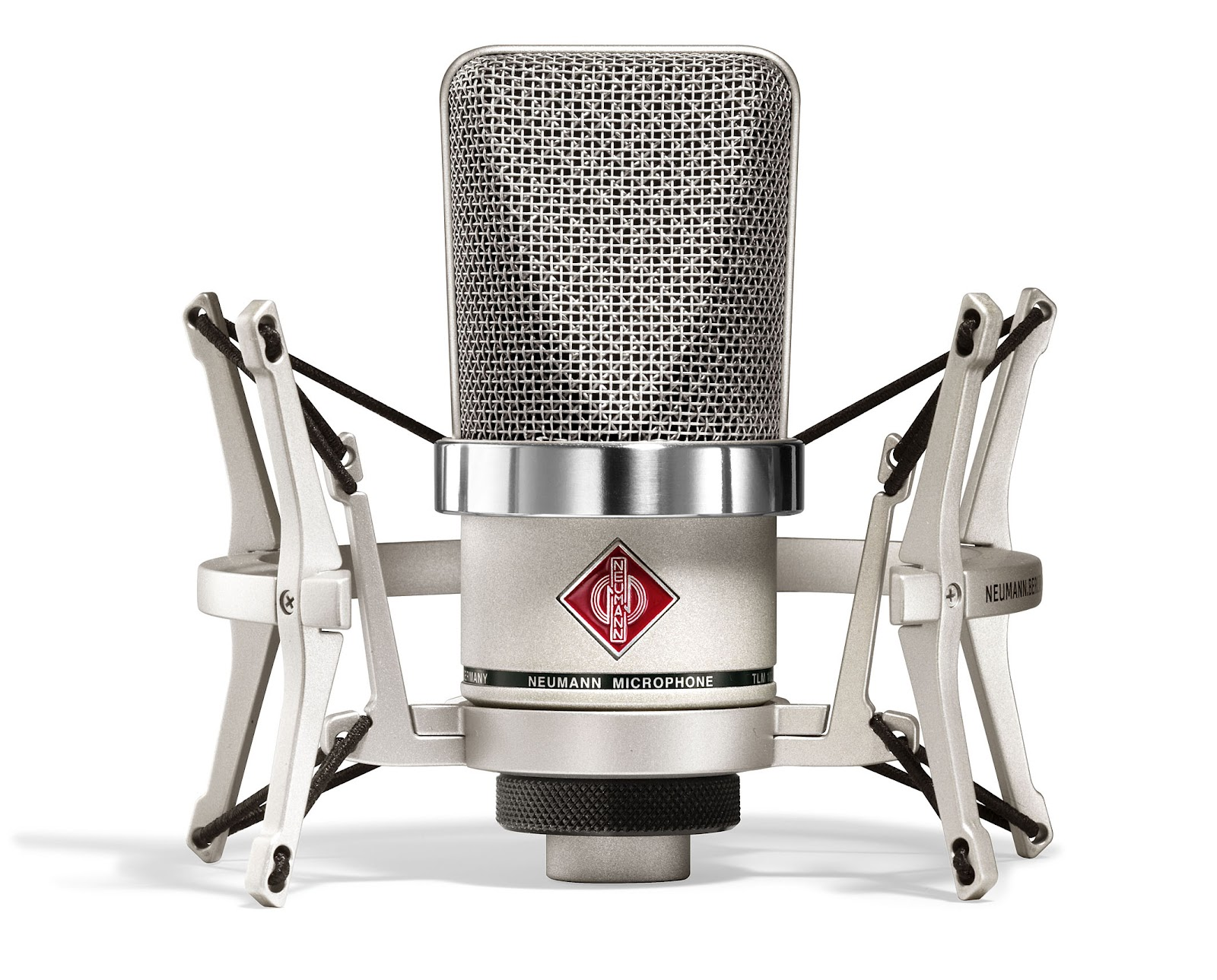 Ty Ford Audio and Video: Neumann TLM 102 - The VolksMikrofon