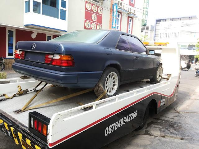 Layanan Jasa Towing Mobil Surabaya