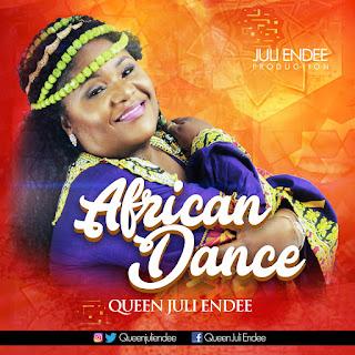 VIDEO: Queen Juli Endee - African Dance | @quenjuliendee