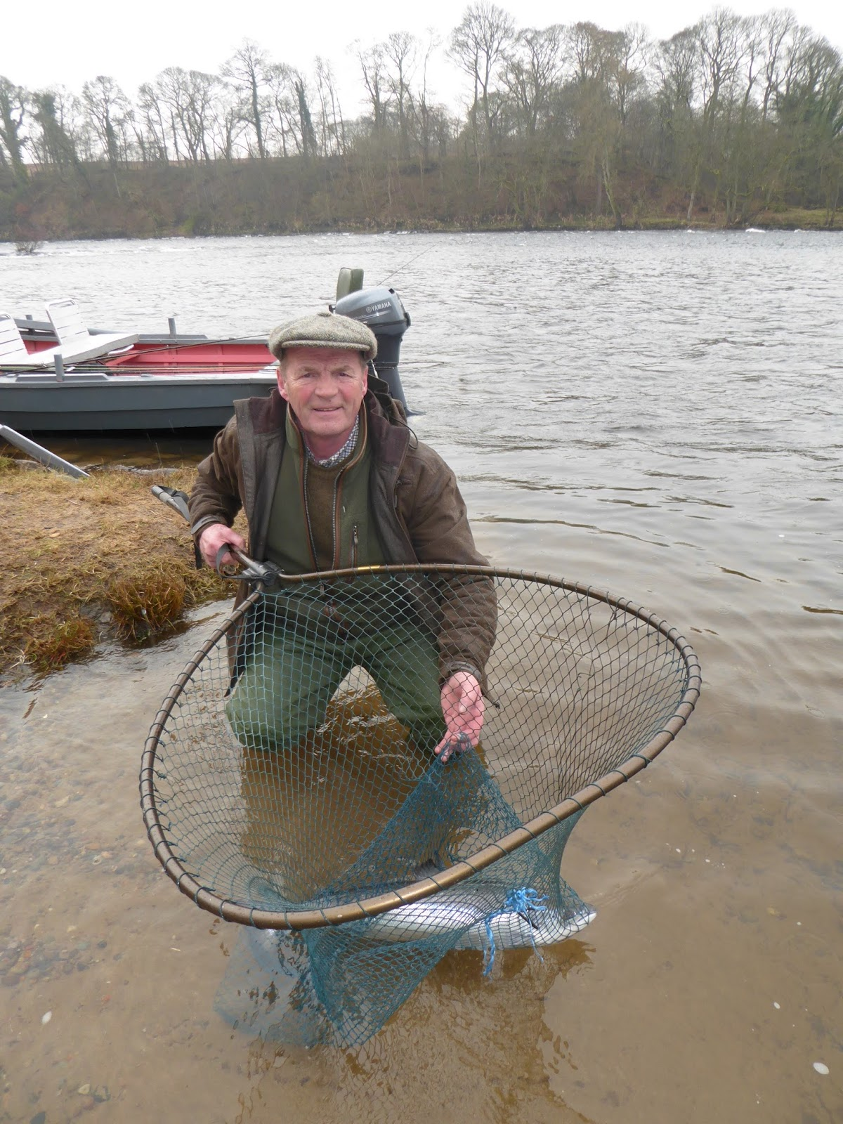Salmon fishing scotland salmon fishing scotland tay for Martins fish house