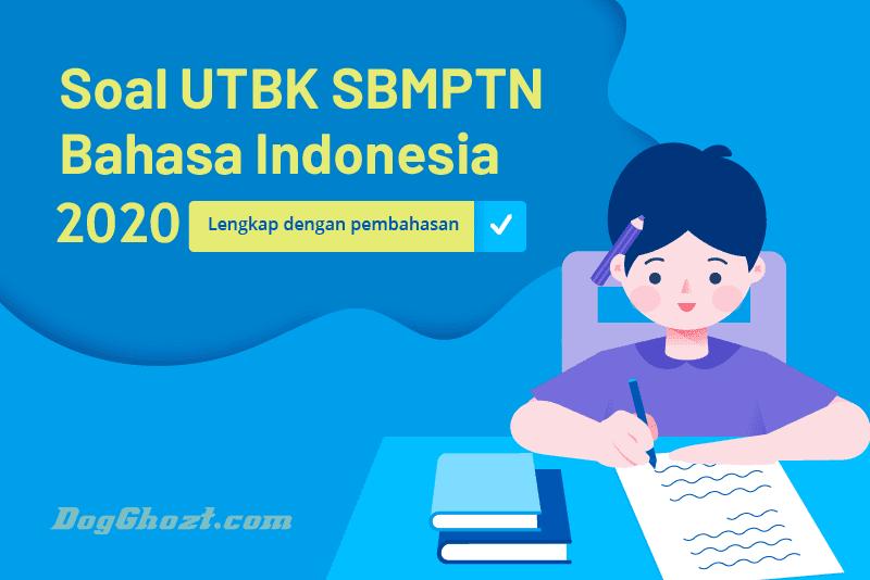 Pembahasan/Jawaban Soal TPS UTBK SBMPTN