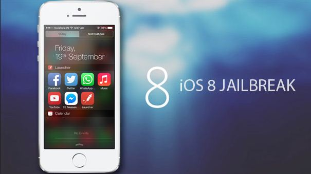 25 REASONS TO JAILBREAK IOS 8