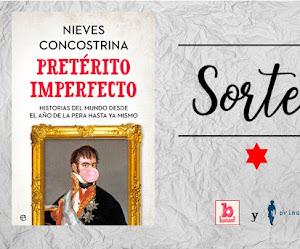 Sorteo del libro «Pretérito imperfecto», de Nieves Concostrina