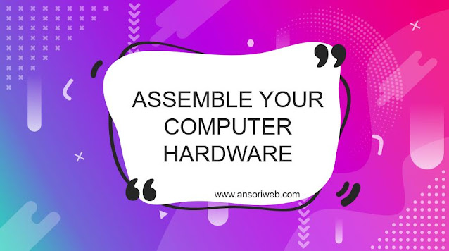 Have Professional to Assemble your Computer Hardware