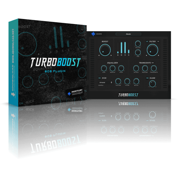 Digikitz Turbo Boost v1.0 Full version