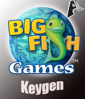 Big Fish Games keygen allow you to get the keys to the more than 2,600 games of the BigFish Games company.