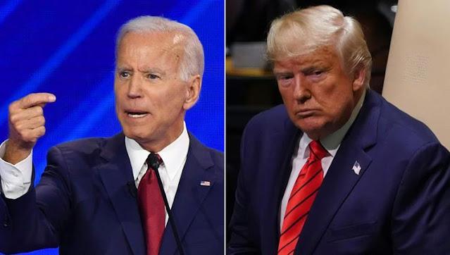 الإنتخابات الأمريكية.. منافسة قوية بين ترامب وبايدن ومحللون يرجحون اندلاع احتجاجات في حال فوز ترامب