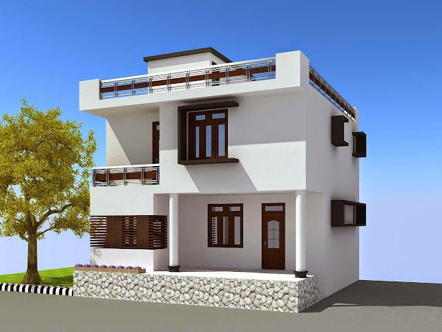 Rumah Minimalis Tanpa Genteng Dshdesign4kinfo