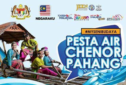 Jom Ke Pahang Sempena Pesta Air Chenor 2017