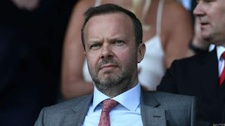 Ed Woodward: Man Utd Have Clear Vision on Transfers
