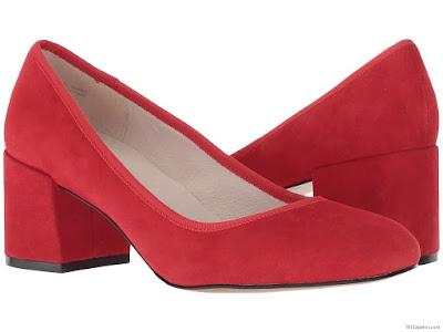 Zapatos de Fiesta Rojos