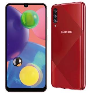 هاتف Samsung A70s