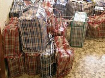 BREAKING: N49m Loaded In Bags Intercepted By EFCC Kaduna Airport