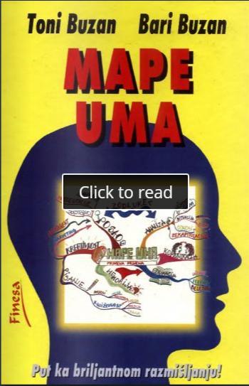 MAPE UMA - TONI BUZAN