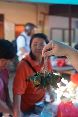 penjual Ki Cang pasar pagi gang bunga